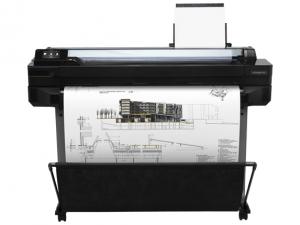 Ploter HP DesignJet T520 36'' (914 mm) CQ893A Z PODSTAWĄ + 100m Papieru GRATIS PLATINUM PARTNER HP 2016