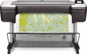 HP DesignJet T1700 44-in Printer (W6B55A) + 100m papieru gratis