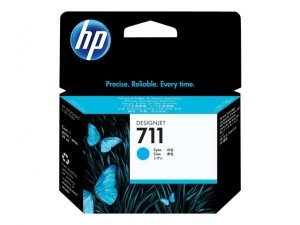Tusz HP 711 29-ml Cyan Ink Cartridge (CZ130A) do HP T520
