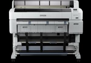 Ploter Epson SC-T5200D 36'' A0 2-rolki