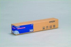 Papier w rolce do plotera Epson Premium Photo Glossy (błyszczący) 610x30,5m 24'' 166g/m2 C13S041390