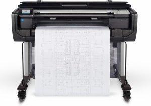 Ploter HP DesignJet T830 24-in MFP (F9A28A) + 100m Papieru Gratis !!!PLATINUM PARTNER HP 2018