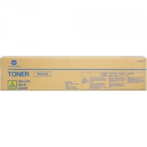 Toner Konica Minolta C250 TN-210 yellow (8938510) 12 tys.