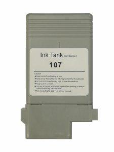 Tusz zamiennik Yvesso do CANON PFI-107BK 130 ml black do IPF670/680/685/770/780/785