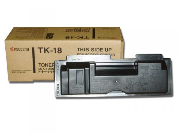Toner KYOCERA TK-18 black do FS 1020D/FS1118MFP