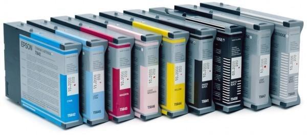 Tusz Light Magenta (110ml) do Epson Stylus Pro 4800 T605C