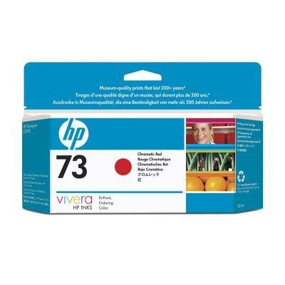 Tusz HP 73 red chromatic (130ml) Vivera CD951A