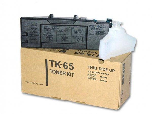 Toner KYOCERA TK-65 black do FS 3820/3830