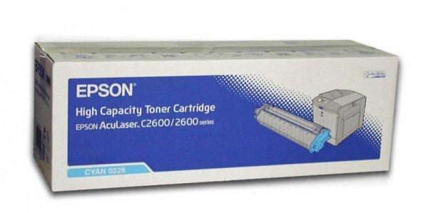 Toner cyan do Epson AcuLaser 2600N/DN/DTN/TN C2600N/DTN wyd. 5000 str.
