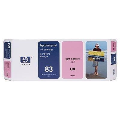Tusz (Ink) HP 83 light magenta (680ml) system UV do DnJ 5000/5000ps/5500/5500ps C4945A