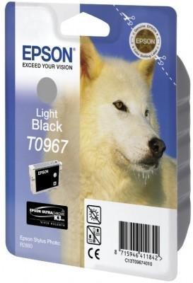 Tusz (Ink) T0967 light black do Epson Stylus Photo R2880