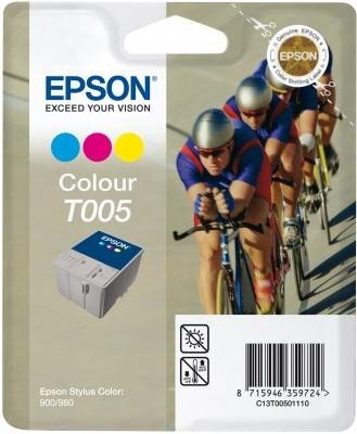 Tusz (Ink) T005 color do Epson Stylus Color 900/980, wyd. do 570 str.