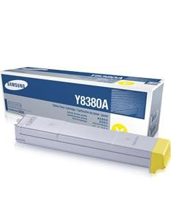 Samsung toner YELLOW CLX-8380ND (15 000 stron) CLX-Y8380A
