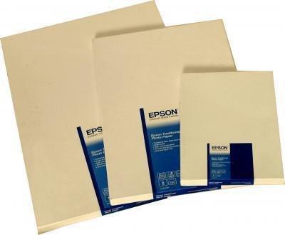 Traditional Photo Paper Epson, A3+,330g/m2,25 kartek. S045051