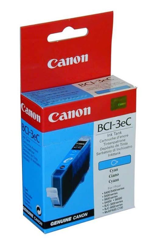 Wkład Cyan Canon BCI-3C