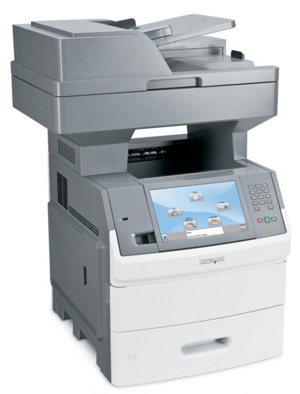 Urządzenie wielofunkcyjne laserowe monochromatyczne A4 Lexmark X652DE