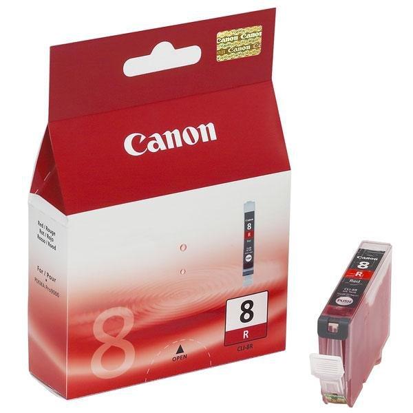 Wkład Red Canon CLI-8R
