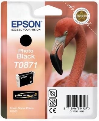 Tusz (Ink) T0871 photo black do Epson Stylus Photo R1900