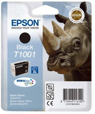 Tusz (Ink) T1001 black (25.9ml) do Epson Stylus Office B40W/BX600FW; Stylus 600FW