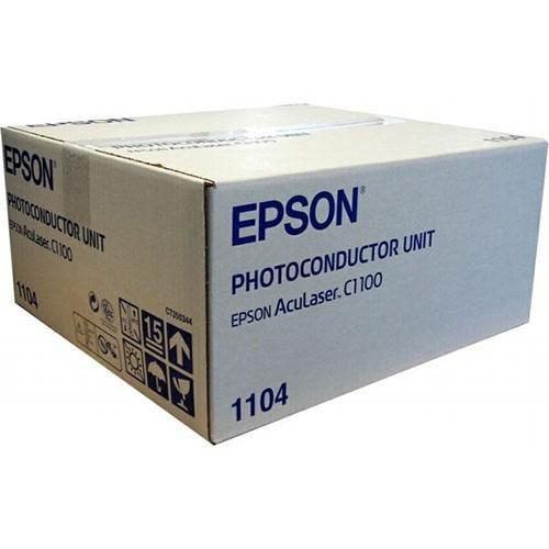 Bęben fotoczuły do Epson AcuLaser C1100/CX11 wydajnosc 42 000 str w czerni i 10 500 ston w kolorze.