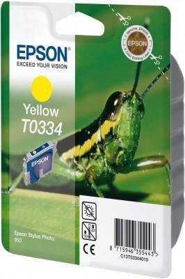 Atrament do Epson Stylus Photo 950 - żółty T0334