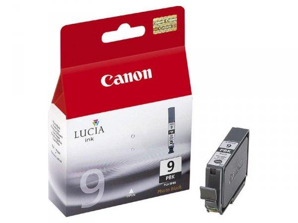 Wkład Czarny Pigmentowy Photo Canon PGI-9PBK