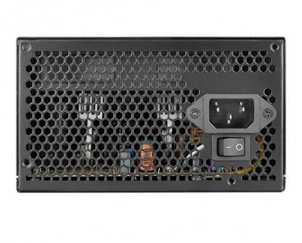 Thermaltake Litepower II Black 550W (Active PFC, 2xPEG, 120mm, Single Rail)