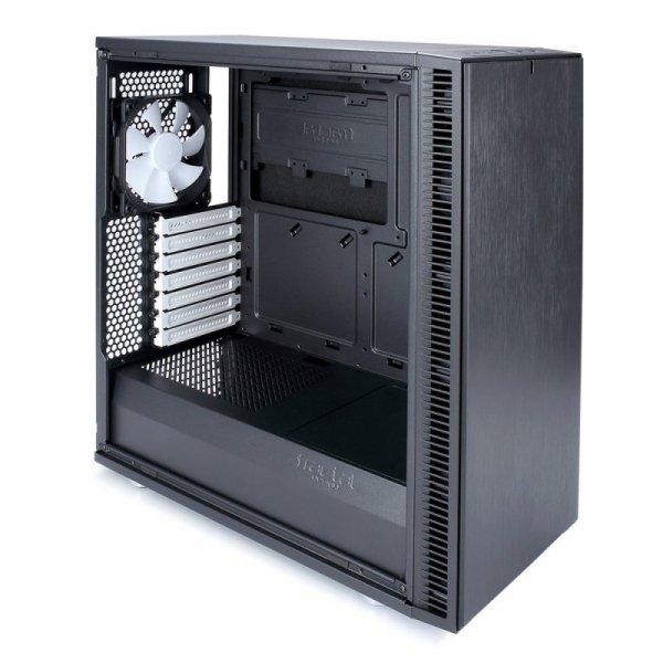 Fractal Design Define C Black 3.5'HDD/2.5'SDD uATX/ATX/ITX