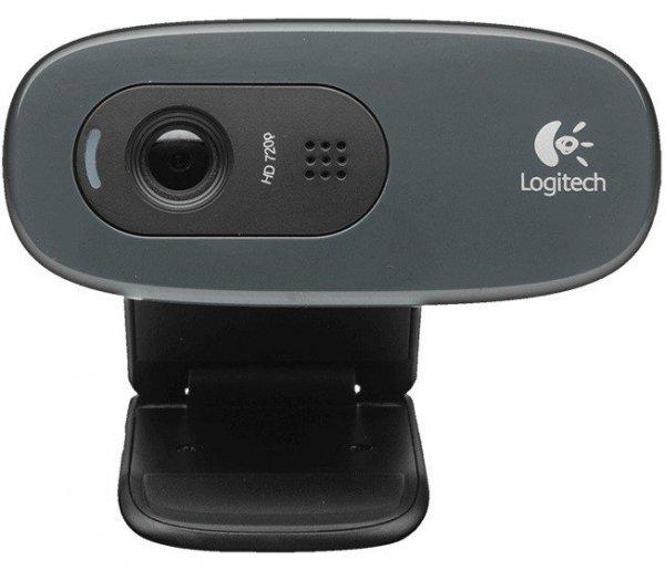 Logitech C270 Webcam HD 960-001063