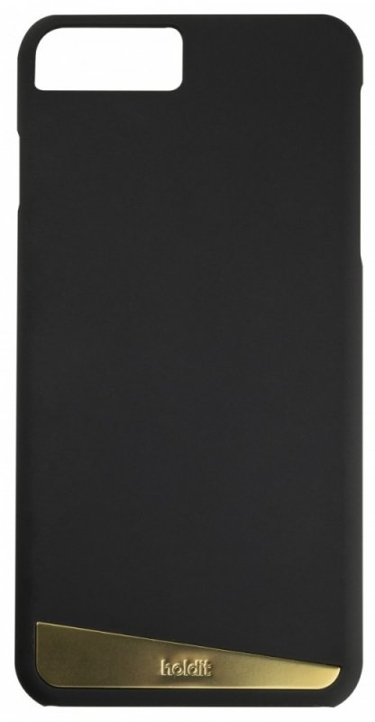 Holdit Selected etui Langasand magnetic czarne iPhone 7 8 Plus