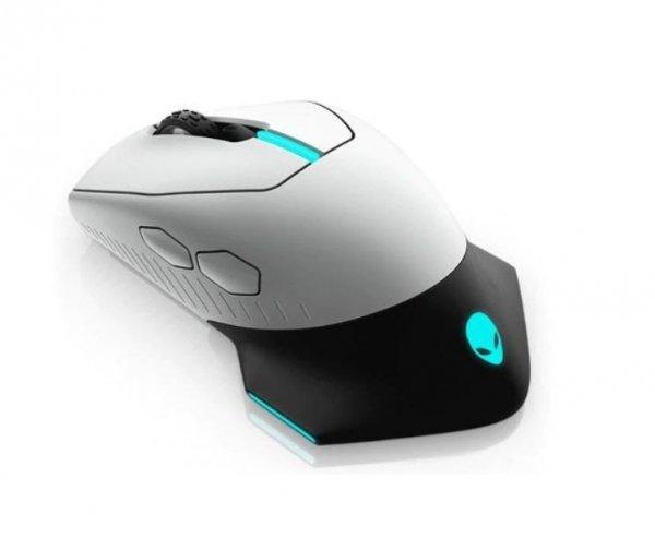 Dell Bezprzewodowa mysz Alienware  AW610M Light