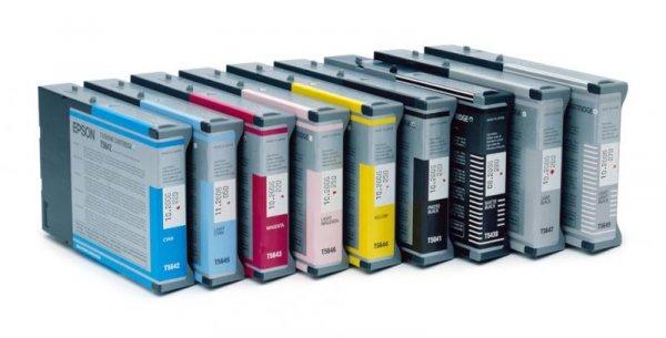 Atrament Light cyan 110 ml do Epson stylus Pro 4000/7600/9600 C13T543500
