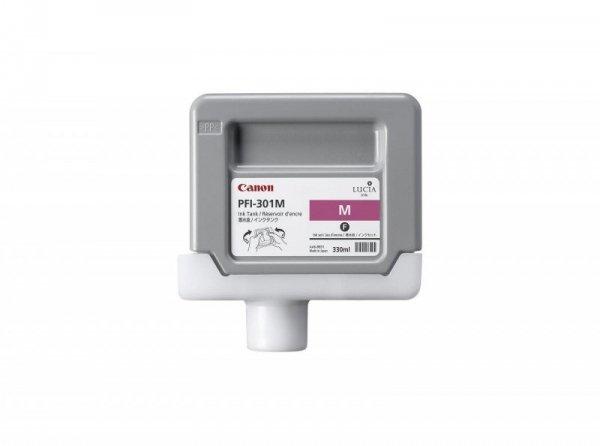 Tusz Canon PFI-301M Magenta 330ml do iPF8000S iPF8100 iPF9000S iPF9100 CF1488B001AA