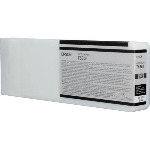 Epson tusz PHOTO BLACK 7700/7900/9700/9900/9890/WT7900 700ml C13T636100
