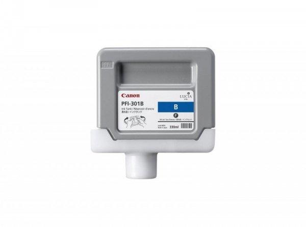 Tusz Canon PFI-301B Blue 330ml do iPF8000S iPF8100 iPF9000S iPF9100 CF1494B001AA