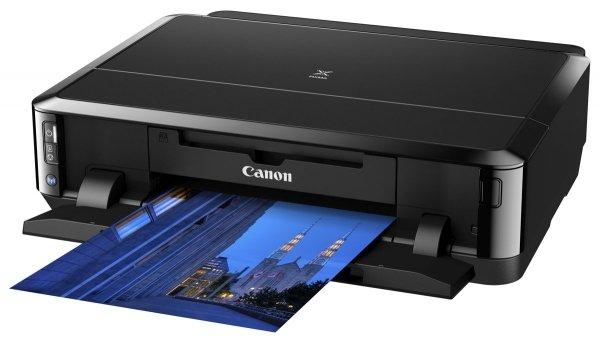 Drukarka Canon ip7250 print DVD