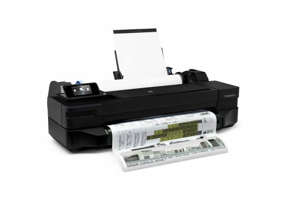 Ploter HP Designjet T120 24'' (610 mm) CQ891C + 100m Papieru Gratis PLATINUM PARTNER HP 2019