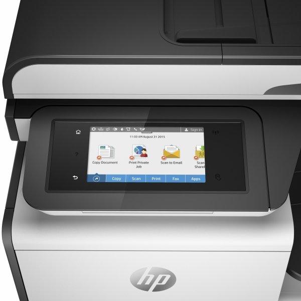 Umowa serwisowa na Drukarkę HP PageWide Pro MFP 477dw D3Q20B