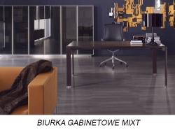 BIURKA GABINETOWE MIXT