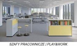 SZAFY PRACOWNICZE | PLAY&WORK
