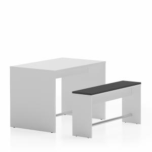 CONVENIO - Stół wysoki z ławką