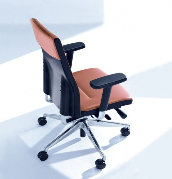 one 11S fotel obrotowy biurowy krzesło obrotowe biurowe PROFIM Biurokoncept