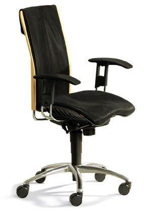 SITAGONE NATURA N209024 fotel biurowy obrotowy Sitag Biurokoncept