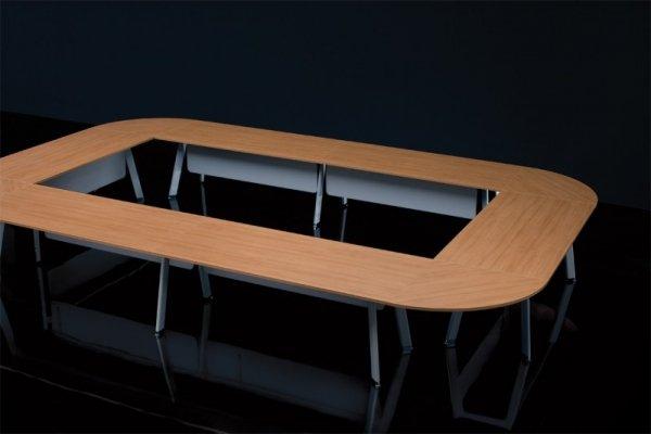 Stół konferencyjny Simplic modułowy