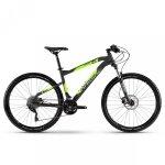 Rower Haibike SEET HardSeven 4.0 27,5 antracytowo-zielono-czarny mat