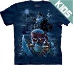 Dziecięcy T-Shirt - Koszulka Zombie Pirates 15-1556