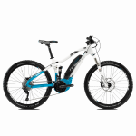 Rower elektryczny Haibike SDURO FullLife 6.0 27,5 biały-niebieski-antracyt