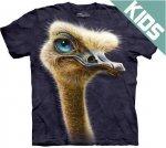 Koszulka dziecięca THE MOUNTAIN OSTRICH TOTEM 15-3525