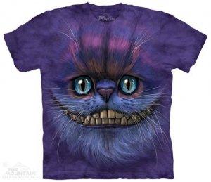 Koszulka dziecięca The Mountain Big Face Cheshire Cat 15-4005