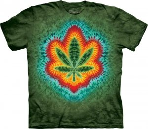 T-SHIRT THE MOUNTAIN SWEETLEAF 10-3296